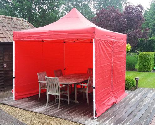 DeVouwtent-3x3m-tenten-te-koop 1