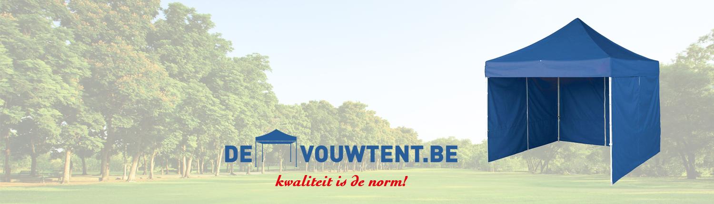 DeVouwtent vouwtent partytent tent antwerpen 3x3